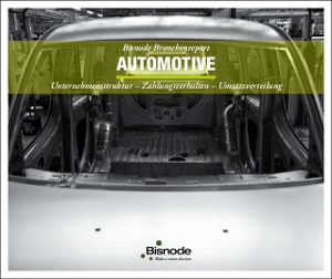 Bisnode Industry Report Automotive